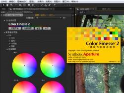 解决了AE自带的Color Finesse注册问题