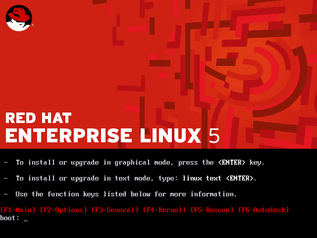 Autodesk Custom Red Hat Enterprise Linux Client 5.3 x86_64-2013-12-12-13-32-39