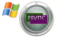 使用rsync定期同步windows系统文件到Linux系统
